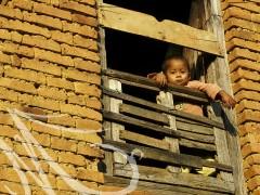 Fotografía de Nepal, gente, niño