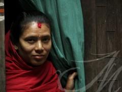 Fotografía de Nepal, mujer, gentes, costumbres.