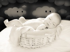 Fotografía de bebé. Martinmontilla Creative Studio